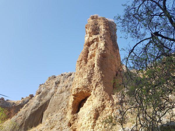 מקטע 7 של שביל ישראל: מחניון נחל עמוד תחתון למגדל