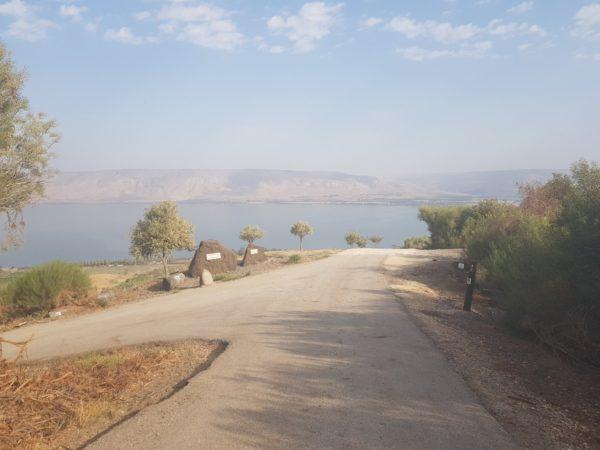 מקטע 8 של שביל ישראל: ממגדל לנהר הירדן