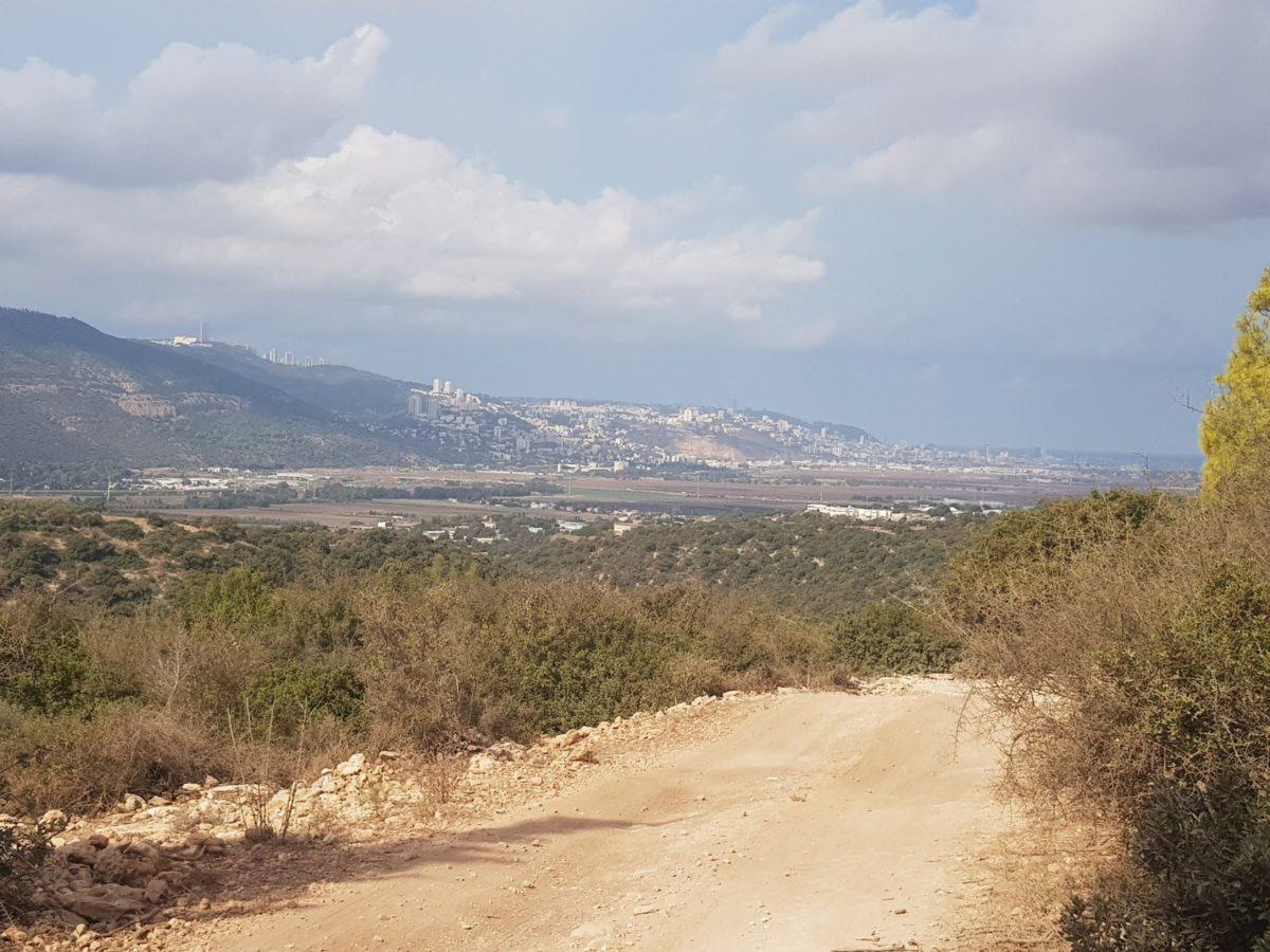 מקטע 12 של שביל ישראל: מטחנת הנזירים לקיבוץ יגור