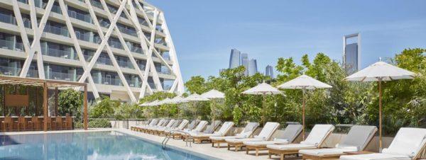 חוות דעת על מלון דה אבו דאבי אדישאן The Abu Dhabi EDITION