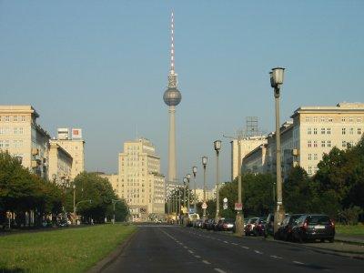 שדרת קארל מרקס בברלין
