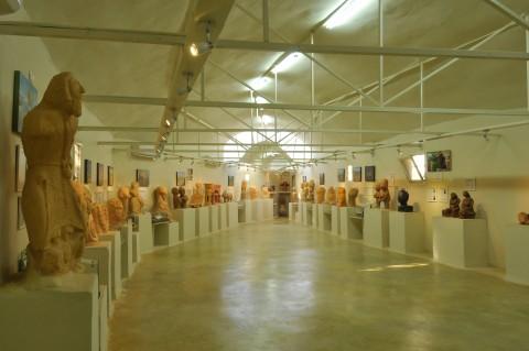 מוזיאון אדם ותכשיט הנשקף לתבור בשדמות דבורה