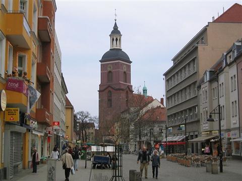 רחוב שפנדאו בברלין
