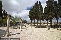 כנסיית דומינוס פלאביט - http://allaboutjerusalem.com/he