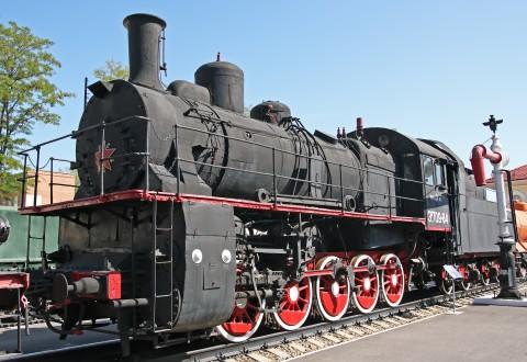 רכבת קיטור