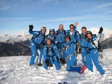 מדריכי סקי